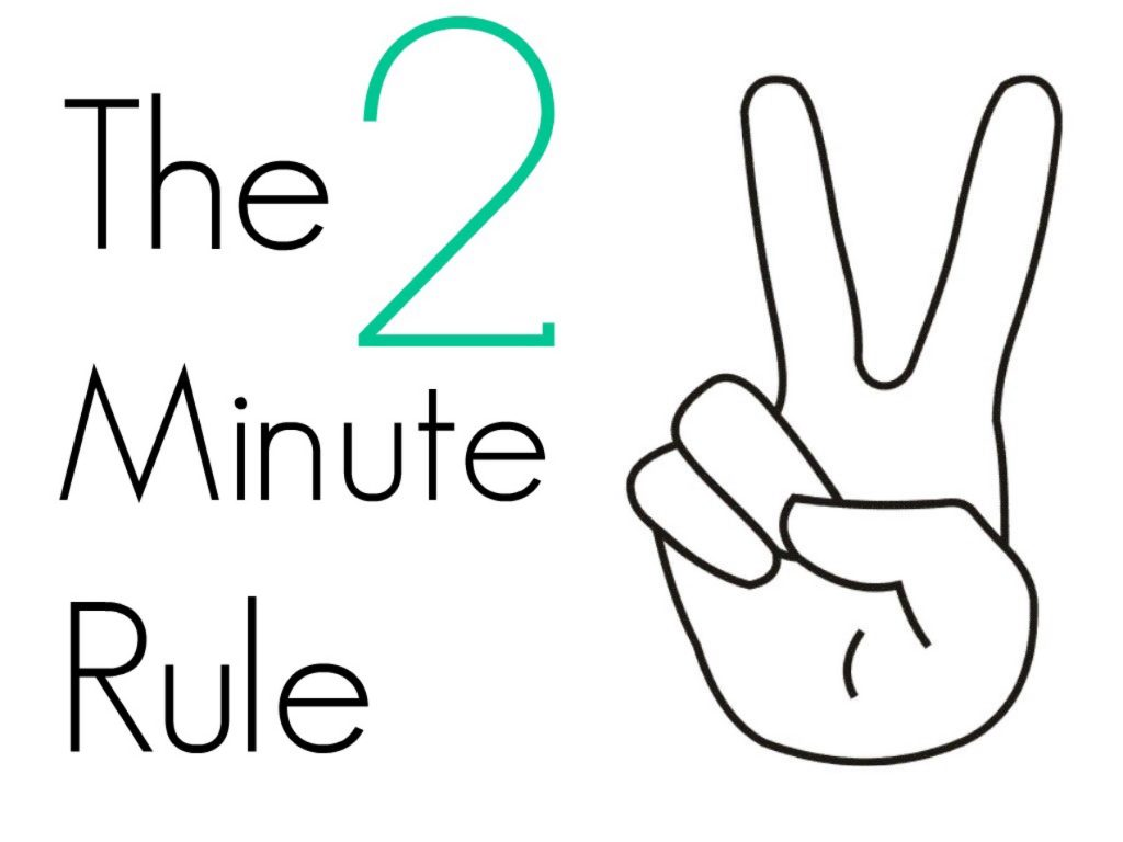 Two-minute Rule