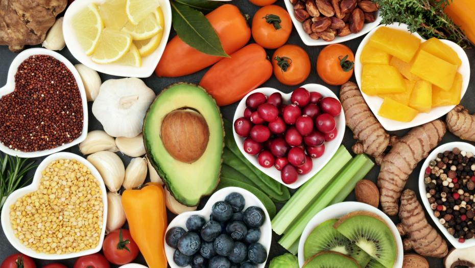 Fruit, Vegetables, and Water – A perfect combination