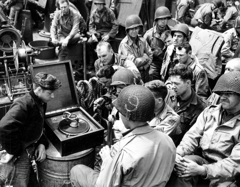 Music in the times of War