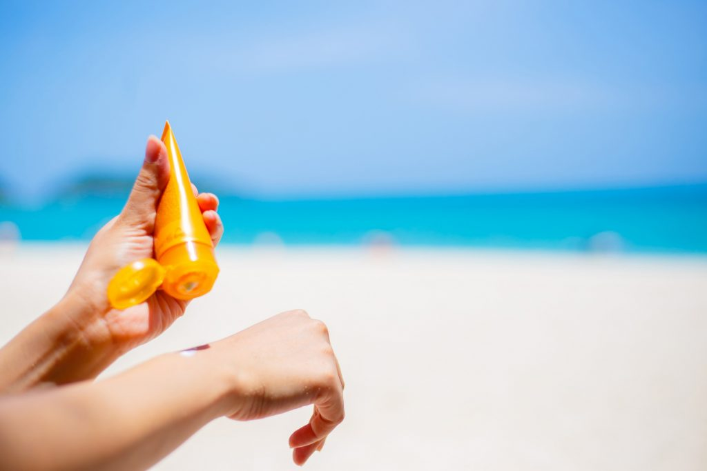 Make sunscreen lotions your skin's new best friend