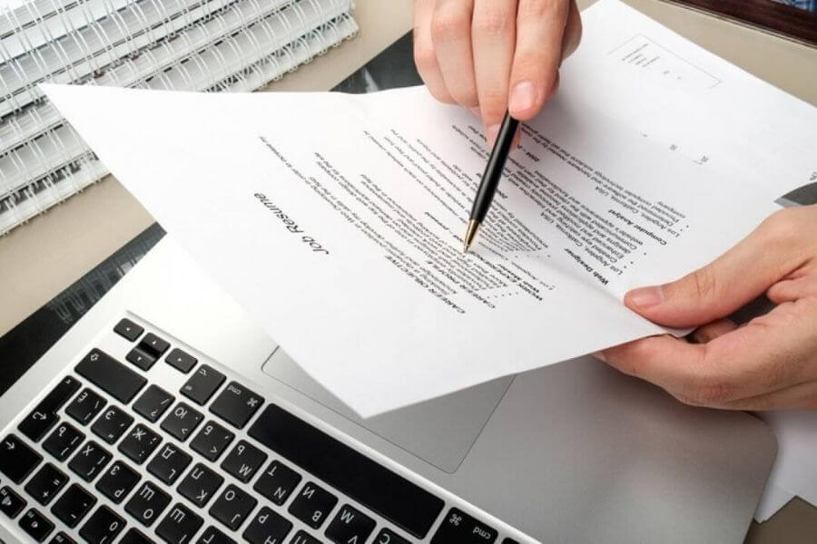 Authenticity Of Facts In Your CV