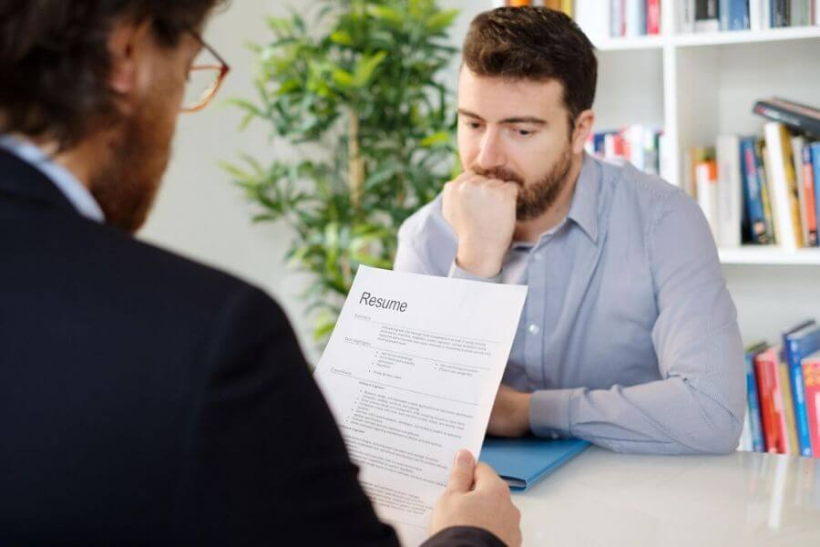 Making Negative Remarks About Your Present Employer