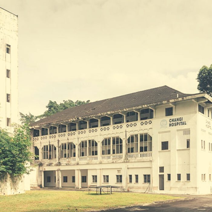 SCARIEST PLACES OF THE WORLD- OLD CHANGI HOSPITAL, SINGAPORE