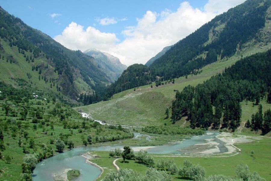 Patnitop, Jammu And Kashmir