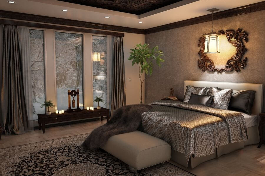 Master Bedroom, Wardrobes In The South-West